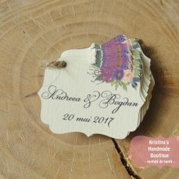 Invitatii handmade Kristina (876)