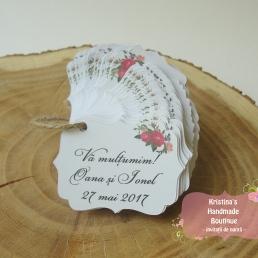 Invitatii handmade Kristina (912)