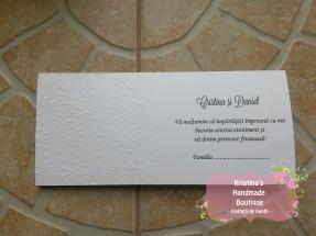 Invitatii handmade Kristina (738)