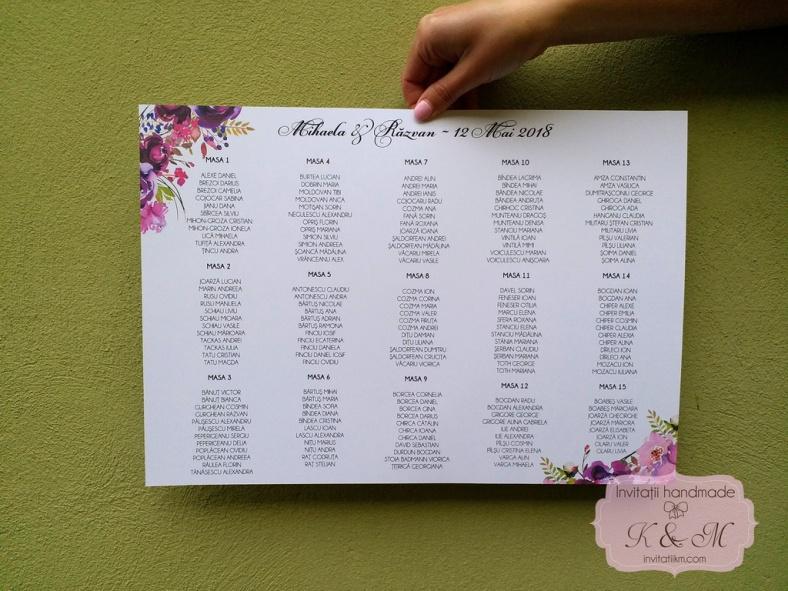 Invitatii K & M (991)