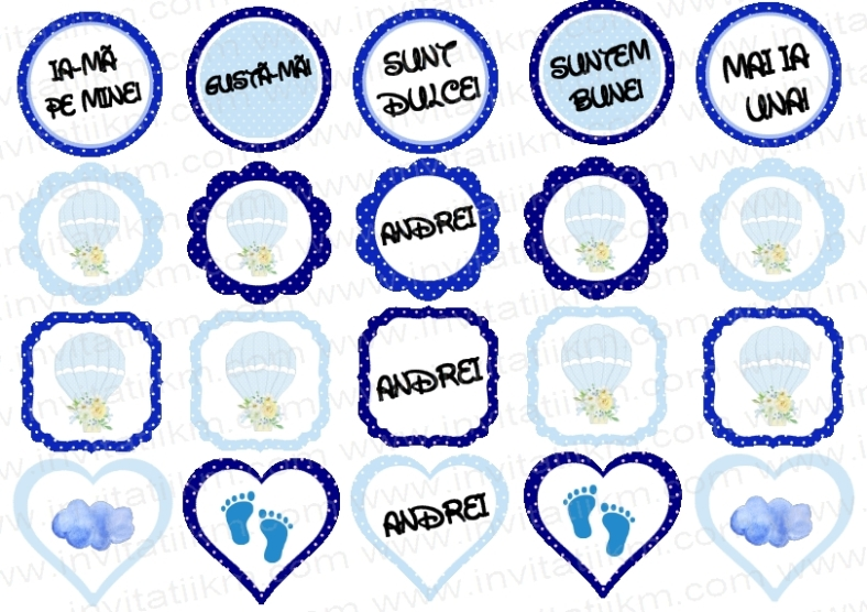 Set Balon Blue - Copy (2)