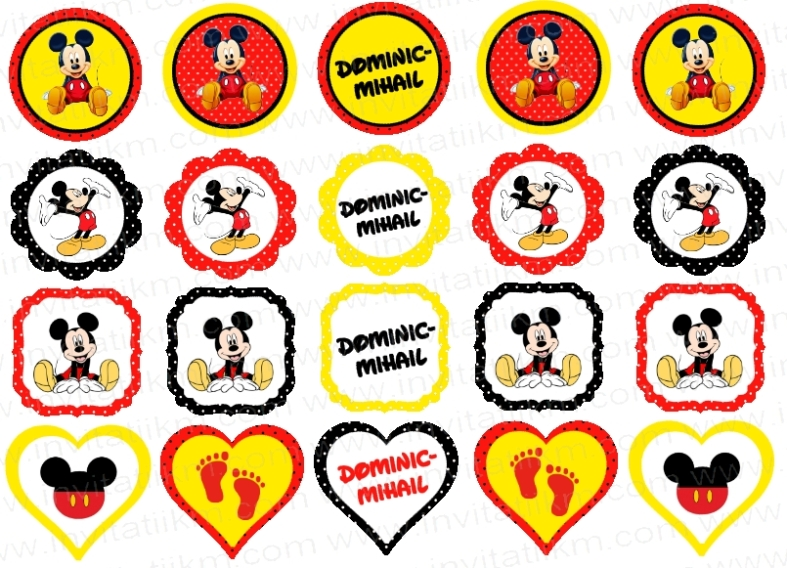 Set Mickey - Copy