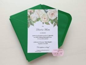Invitatii K M Invitatii De Nunta Si Botez Meniuri Plicuri